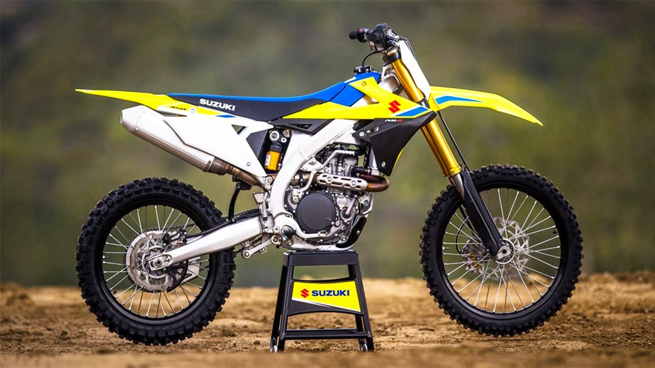 Champion-approved RM-Z450 2018